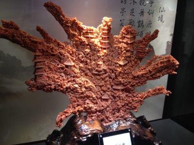 サンゴの販売エリアから(2)