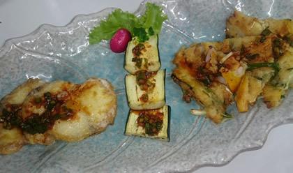 3種チヂミセット