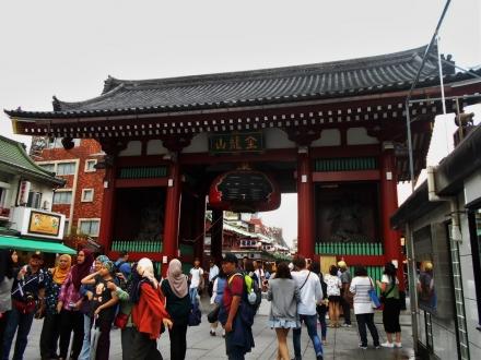 はんきゅーの東京遠征 最後はしっかり観光編