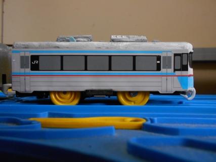 改造プラレールキハ185系3100番台