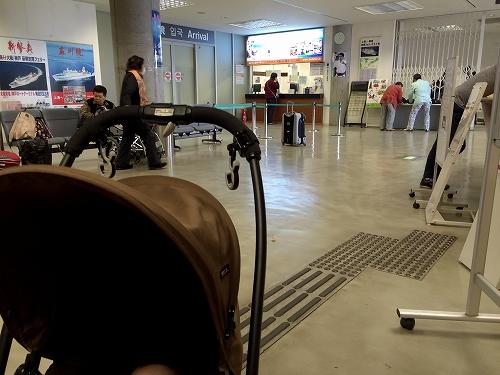 国際フェリーターミナル