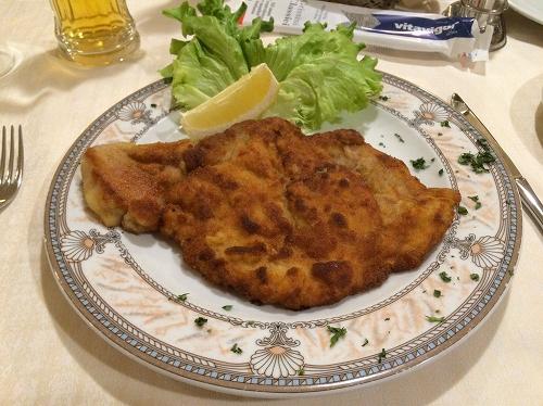 イタリアでの食事