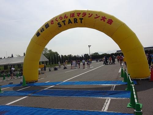 さくらんぼマラソン