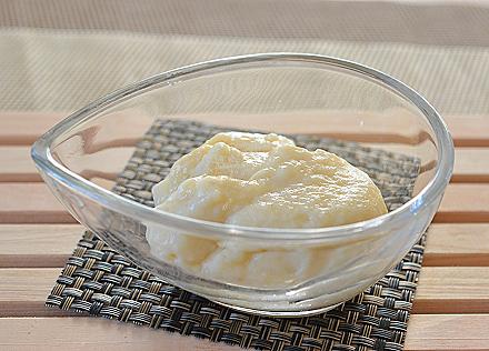 ポテ豆腐クリーム準備2