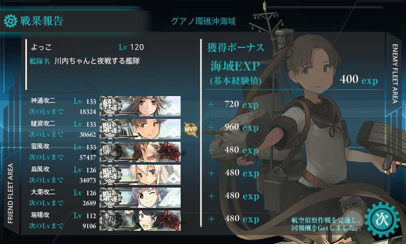 6-3任務戦果