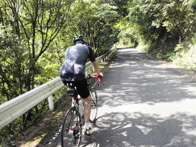 20160522_03 鳥越峠への登り