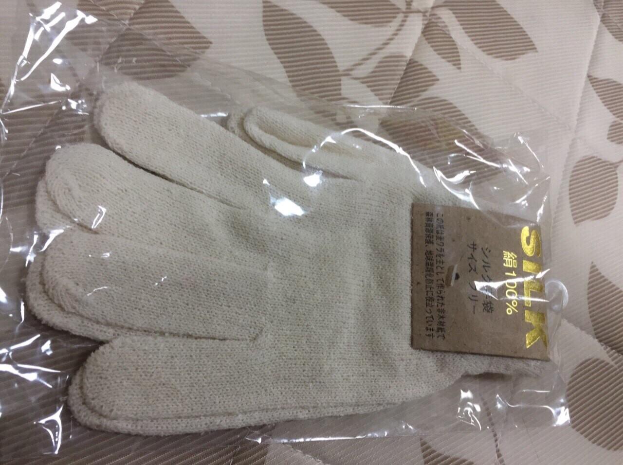ガルシャナ手袋