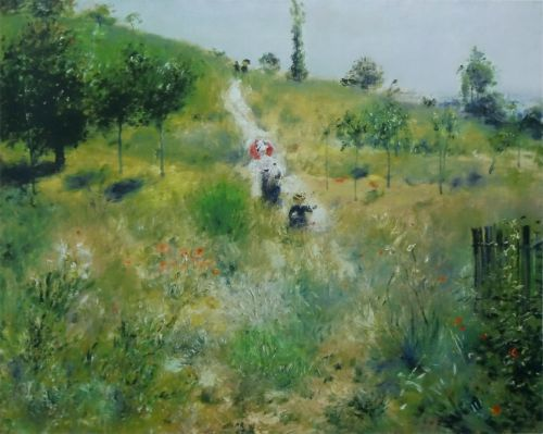 草原の坂道s