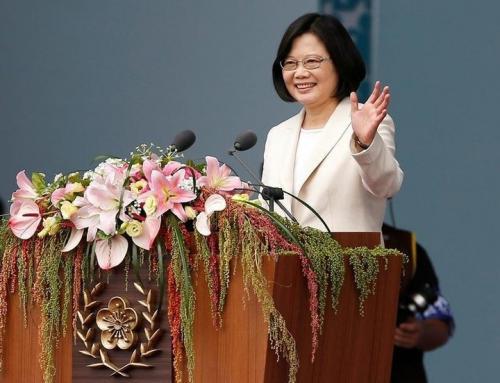 台湾新総統