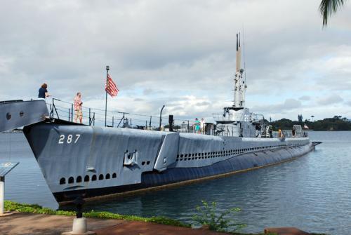 真珠湾 潜水艦ボーフィン号_convert_20160529142430