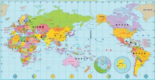 メルカルト地図