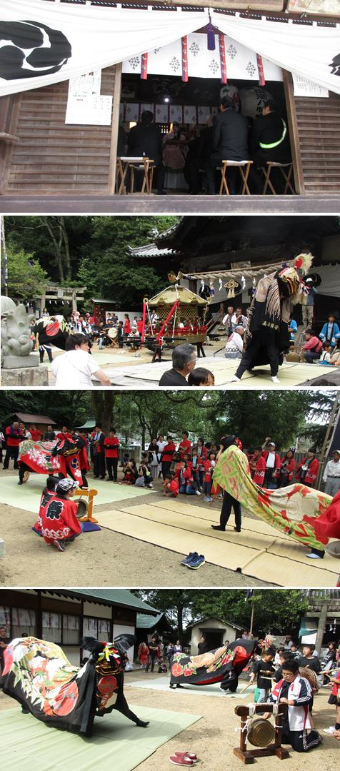 a20161016田潮八幡神社秋祭り1