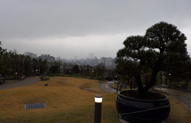 201411目黒天空庭園