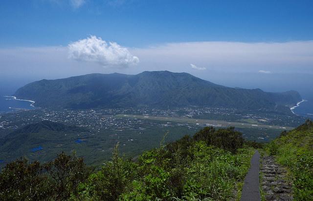 201505八丈島三原山(東山)