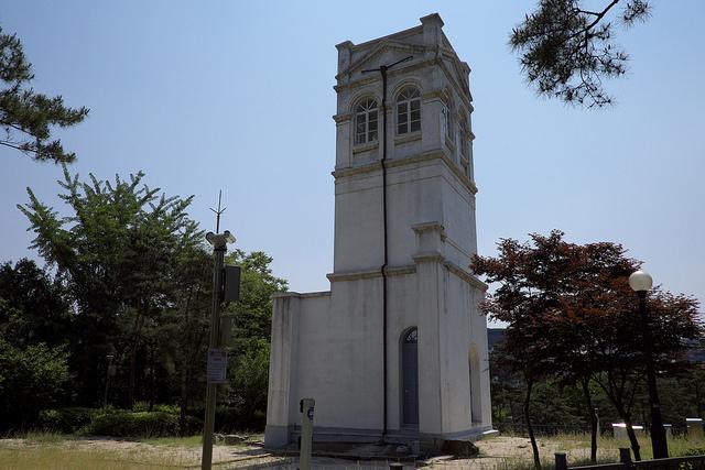 011徳寿宮 ロシア公使館跡塔