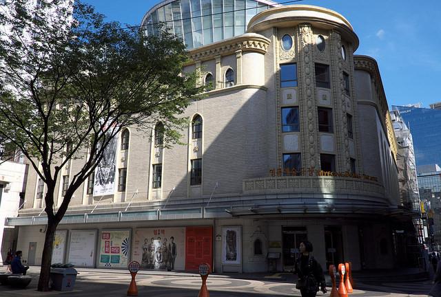 017明洞芸術劇場旧明治座