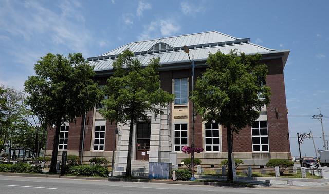 004群山近代建築館旧朝鮮銀行群山支店