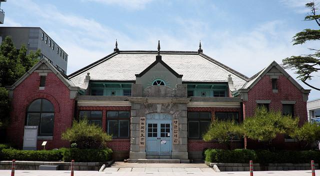 007湖南関税展示館旧群山税関本館