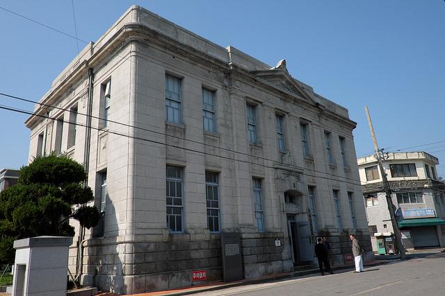 003木浦近代歴史館Ⅱ旧東洋拓殖会社