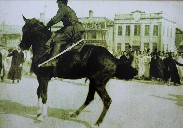 005旧東洋拓殖会社1918年3-1独立万歳運動憲兵