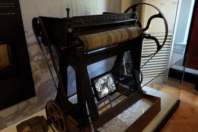 012旧領事館紡織機