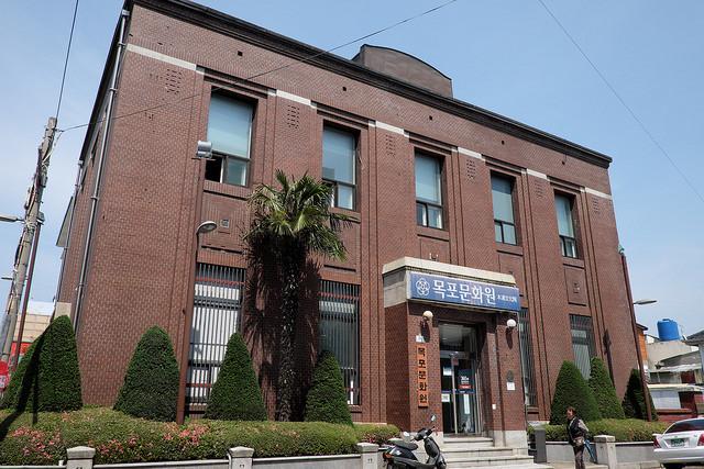 022木浦文化院旧湖南銀行木浦支店