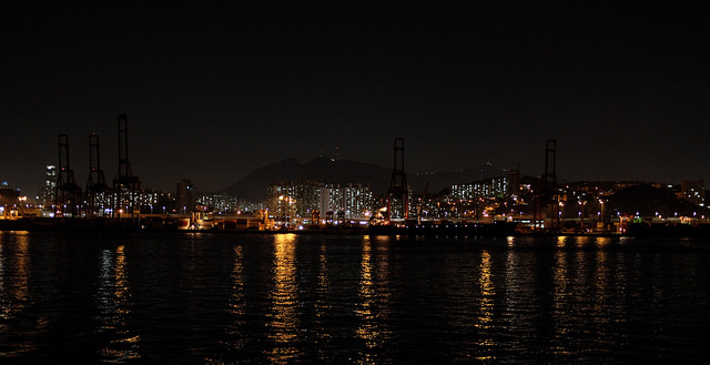 007釜山港
