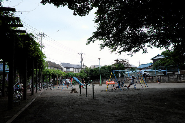 国分寺公園 小