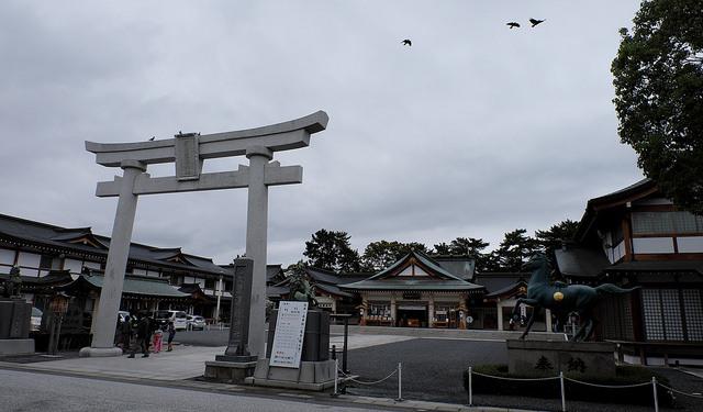 鳥取経由広島行009広島護国寺