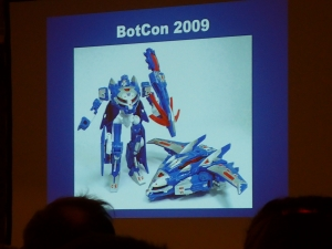 hasbro panel botcon ALL ITEM040
