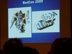 hasbro panel botcon ALL ITEM041