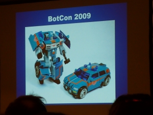 hasbro panel botcon ALL ITEM042