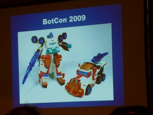 hasbro panel botcon ALL ITEM044