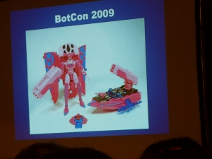 hasbro panel botcon ALL ITEM048