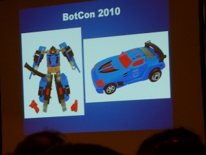 hasbro panel botcon ALL ITEM057