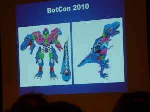 hasbro panel botcon ALL ITEM058