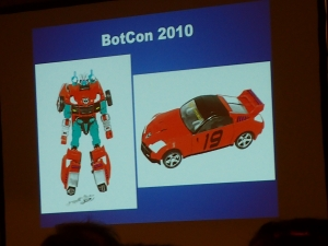 hasbro panel botcon ALL ITEM059