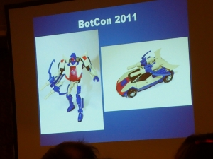 hasbro panel botcon ALL ITEM062