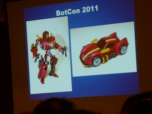 hasbro panel botcon ALL ITEM064