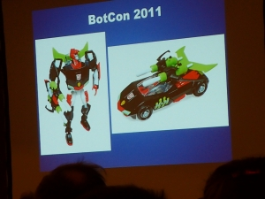 hasbro panel botcon ALL ITEM068