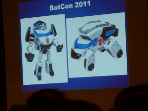 hasbro panel botcon ALL ITEM069