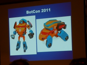 hasbro panel botcon ALL ITEM070