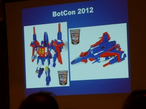 hasbro panel botcon ALL ITEM073