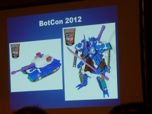 hasbro panel botcon ALL ITEM076