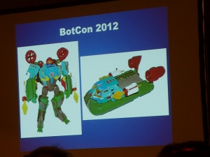 hasbro panel botcon ALL ITEM077