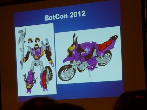 hasbro panel botcon ALL ITEM080