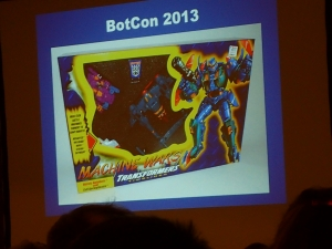 hasbro panel botcon ALL ITEM083