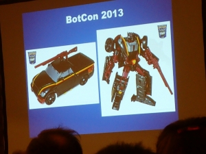 hasbro panel botcon ALL ITEM084