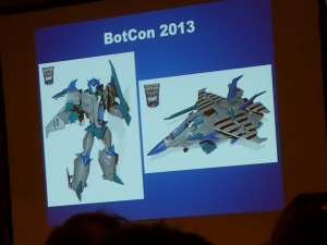hasbro panel botcon ALL ITEM086