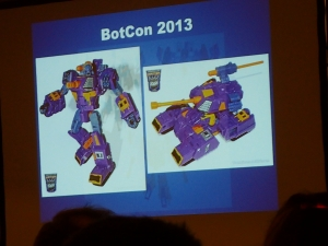 hasbro panel botcon ALL ITEM088